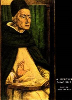 Santo Alberto, padroeiro dos cientistas