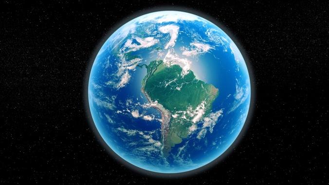 Mãe Terra?